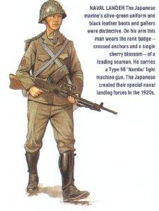 japanese marine