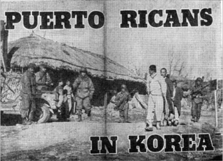 Puerto Ricans In Korea