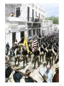 u-s-troops-entering-ponce-puerto-rico-during-the-spanish-american-war-c-1898