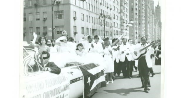 1960 PR parade
